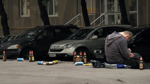 В РФ разработают законы против бегства пьяных водителей с места ДТП