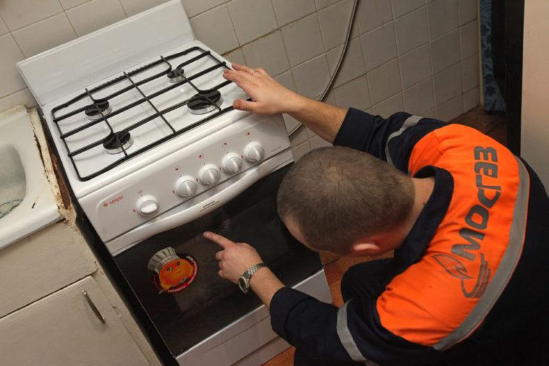 Переоборудование газовых плит. Новые требования Минстроя РФ