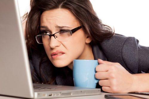 Работаете за компьютером? Бегом на медосмотр!